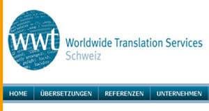 Übersetzungen ? sicher ! bei wwt. klar?